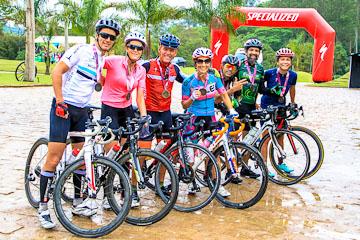 DÉFI ROSE - Bike Challenges - Serra dos Cocais 2017 - Itatiba