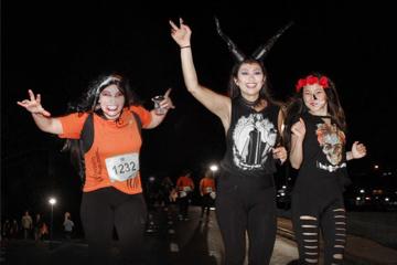Corrida I-Run - Halloween Night Run 2017 - Curitiba