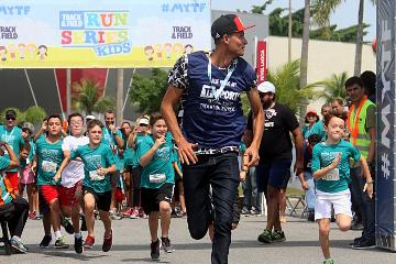 Track&Field Run Series 2017 - Barra Kids - Rio de Janeiro