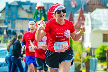 Corrida e Caminhada do Noel 2017 - Gramado