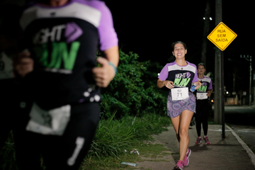 Night Run Lua Azul 2017 - Guarapari