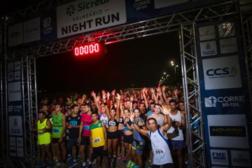 Balneário Night Run SICREDI 2017 - Balneário Camboriú