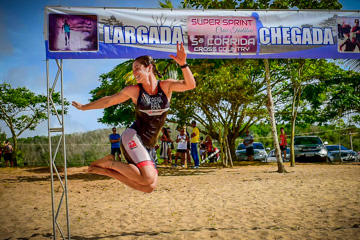 Super Sprint Cross Triathlon 2017 - Linhares