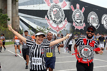 Timão Run 2017 - São Paulo