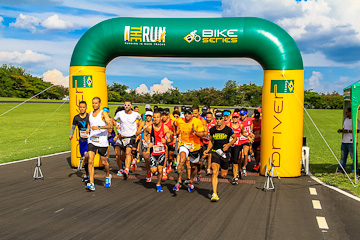 The Run 5K e 10k Capuava Racing 2017 - Indaiatuba