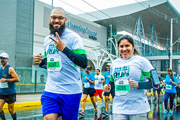 Park Shopping Run 2017 - Canoas