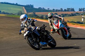 TRX - Triumph Riding Experience 2017 - São Paulo