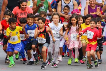 2ª Corrida dos Foliões Kids do Carnaguará 2018 - Guará