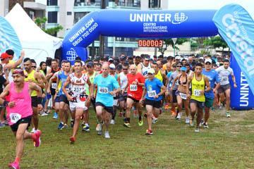 Running Tour Uninter - Corrida de Verão 2018