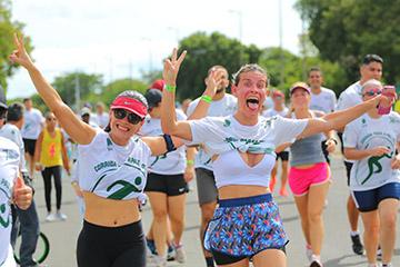 Corrida da PAZ 2018 - Brasília