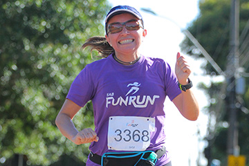 Corrida EAB Fun Run 2018 - Brasília