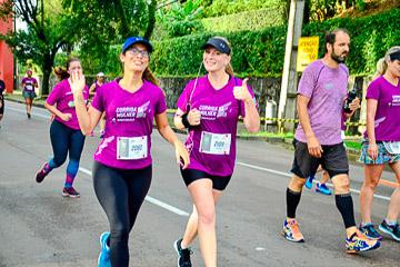 Corrida da  Mulher 2018 - Curitiba