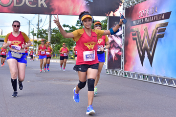 Corrida Mulher Maravilha 2018 - Contagem