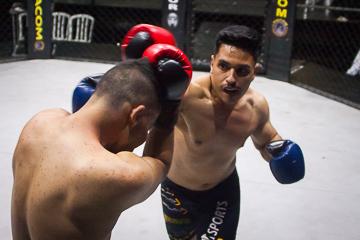 Gladiator Combat Fight  34 2018 - Curitiba