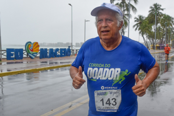 Corrida do Doador de Sangue HEMOPAC 2018 - Maceió