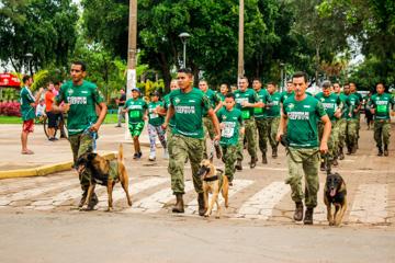 1ª Corrida do Gefron 2018 - Cáceres