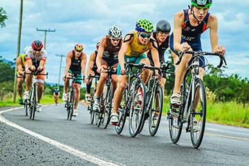 Triathlon Longa distância cidade de Osório 2018
