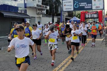 Corrida e Caminhada Amigos da Água 2018 - Cubatão