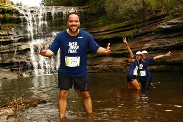 Discover Trail - Cachoeira do Panelão 2018 - Porto Amazonas