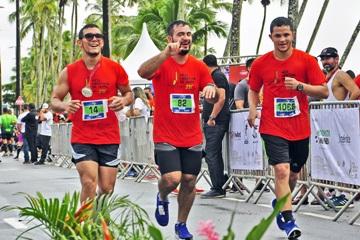 Meia Maratona de Jampa 21k 2018 - João Pessoa