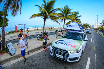 Wings for Life World Run 2018 -  Rio de Janeiro