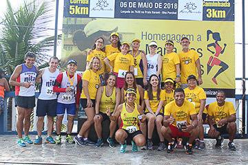 1ª Corrida do Trabalhador - homenagem a Maria dos Remédios Castro 2018 - São Vicente