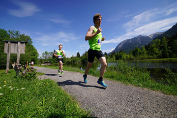Oberstdorfer Gebirgstaler Halbmarathon 2018 - Alemanha