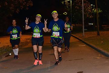 Corrida e Caminhada - Marines Night Run - Lagoa Rodrigo de Freitas 2018    - Rio de Janeiro