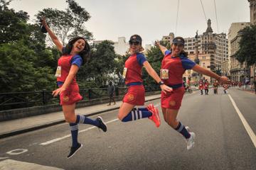 Corrida Mulher Maravilha 2018 - São Paulo