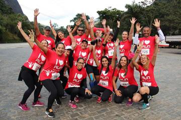 Corrida Love Run 2018 -  Petrópolis
