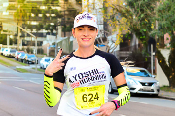 A.Yoshii Running 2018 - Etapa Curitiba