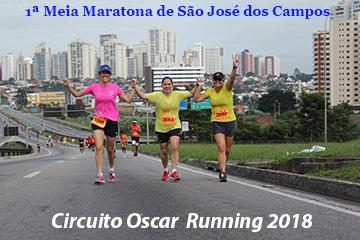 Circuito Oscar Running Adidas 2018 - Etapa - São José dos Campos