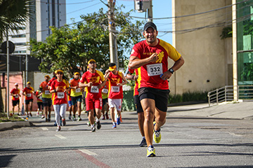 14ª Corrida do Fogo 2018 - Campina Grande