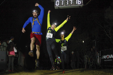 Trail Night Run 2018 - Quatro Barras