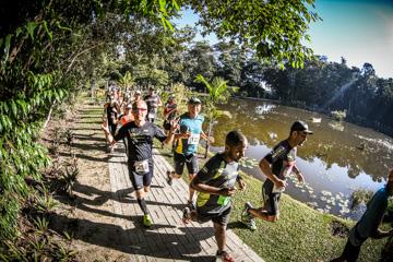 Meia Maratona do Verde e das Águas na Reserva Natural Vale 2018 - Linhares