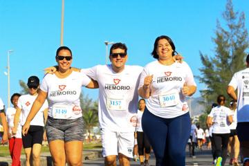 1ª Corrida HemoRio  2018 - Rio de Janeiro