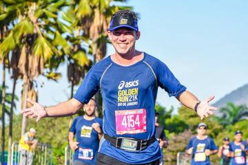 ASICS Golden Run 2018 - Rio de Janeiro