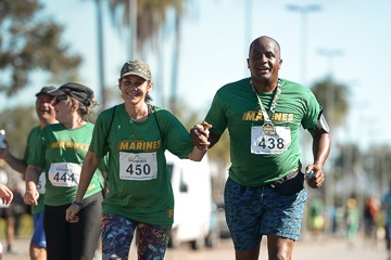 Corrida e Caminhada Marines 5K - 2018 - Rio de Janeiro