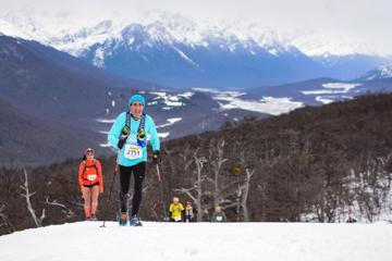 Mountain Do Fim do Mundo Ushuaia 2018