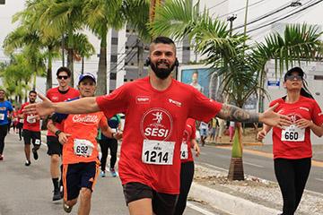 2ª Corrida do SESI 2018 - Campina Grande