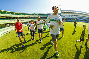 Treinão Coxa Run 2018 - Curitiba