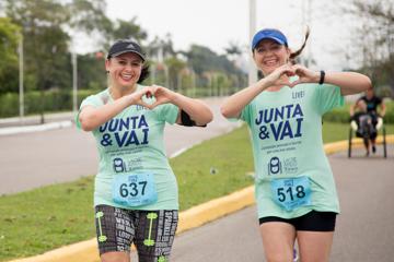 Junta e Vai - Corrida e Caminhada 2018 - Joinville