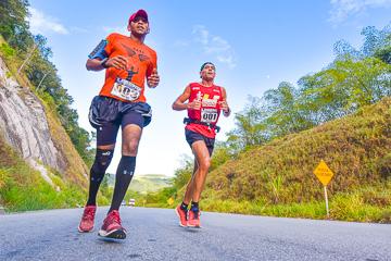 Legend Uphill Ultra Marathon 70k 2018 - Maceió