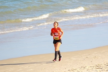 Circuito Trail Run Praias 2018 - Etapa Joaquina - Florianópolis