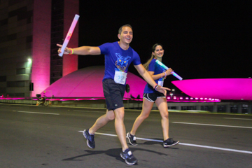 Neon Night Run 2018 - Brasília
