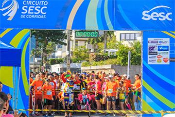 Circuito de Corridas Sesc 2018 - Etapa Jaboatão