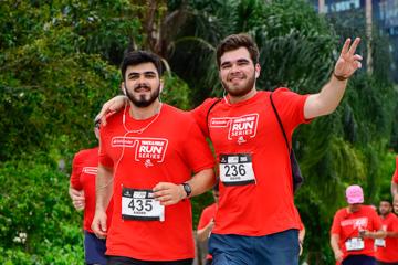 Track&Field Run Series 2018 - AquaRio - Rio de Janeiro