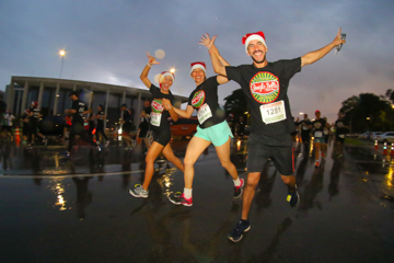 Jingle Bells Night Run 2018 - Brasília