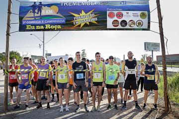 2ª Corrida e Caminhada Eu na Roca 2018 - Tremembé