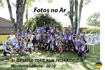 Desafio Trail Run Pedra do Om 2019 - Monteiro Lobato